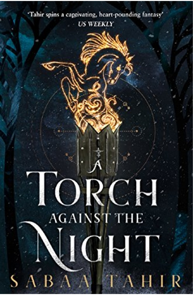 Ember Quartet 2: A Torch Against the Night
