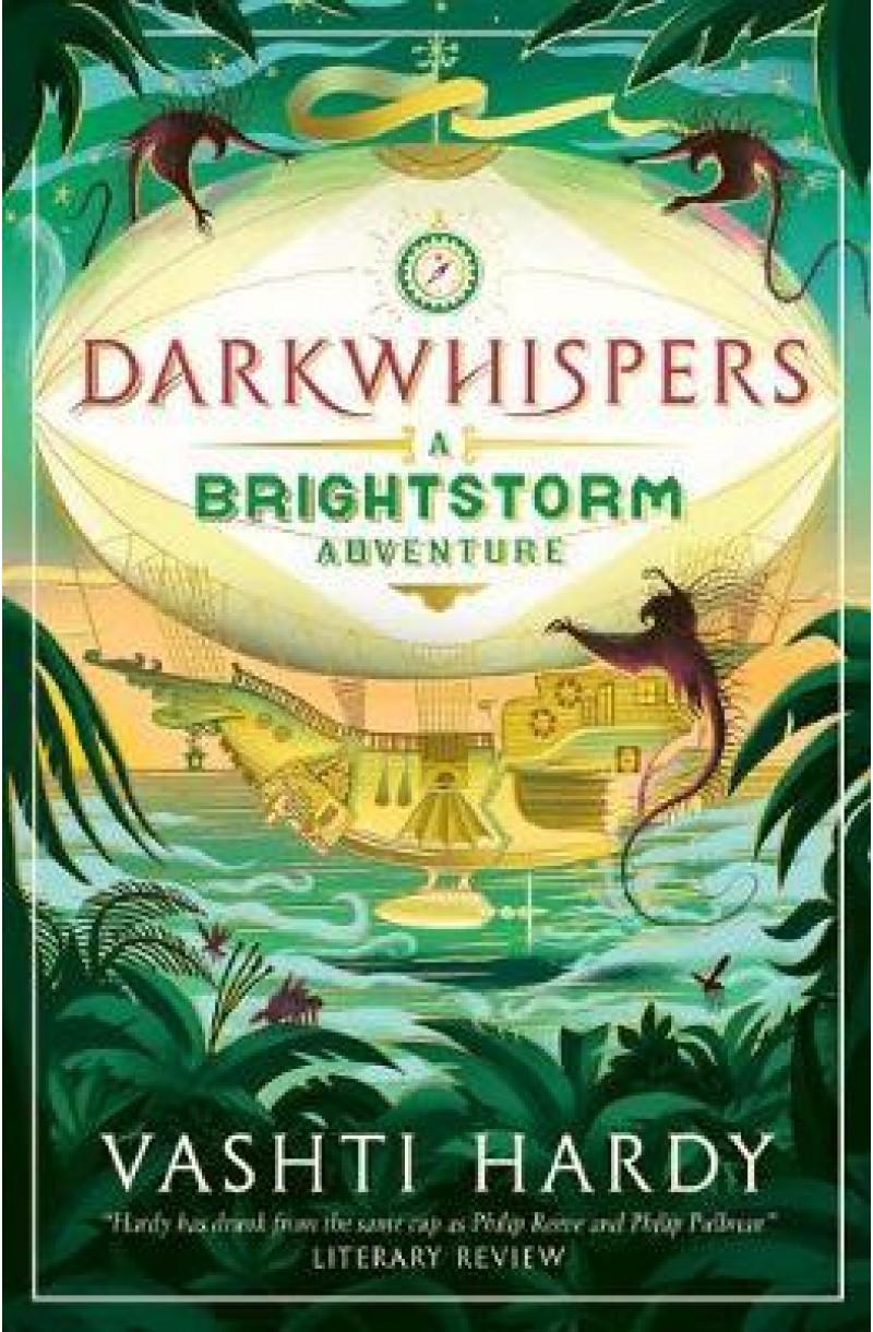 Brightstorm 2: Darkwhispers