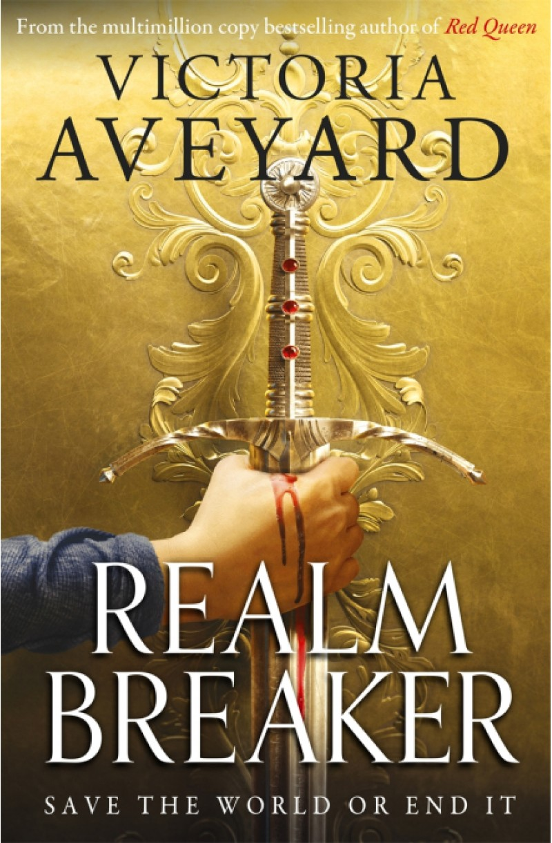 Realm Breaker: From the author of the multimillion copy bestselling Red Queen series (format mare)