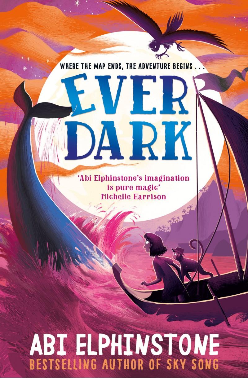 Everdark (The Unmapped Chronicles)