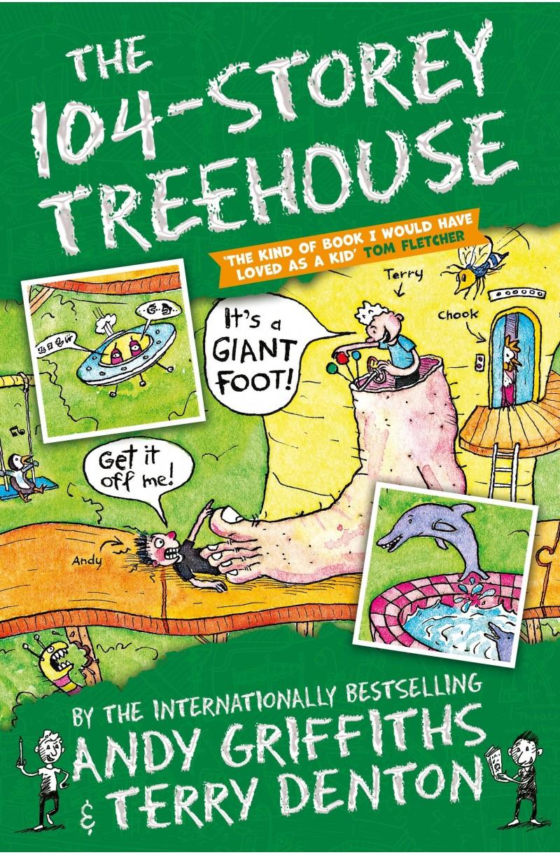 104-Storey Treehouse