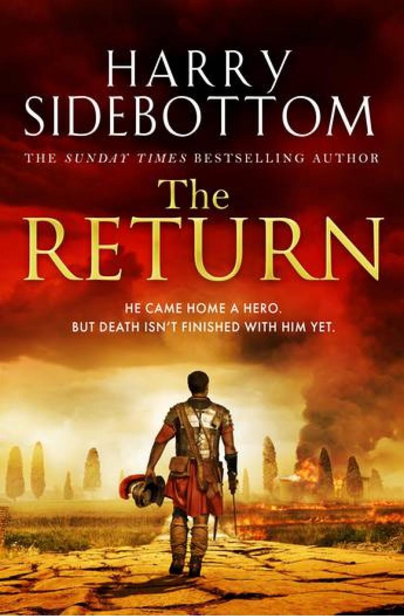 Return: The gripping breakout historical thriller