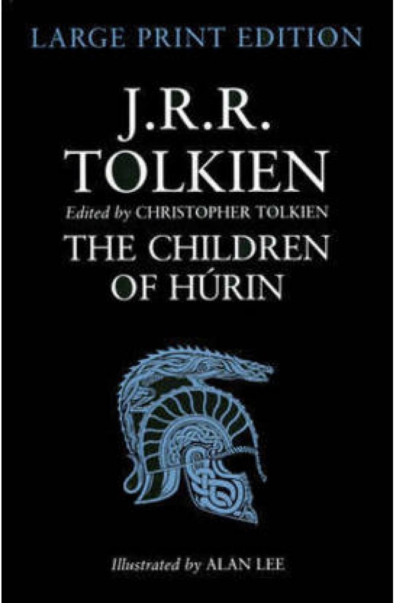 Children of Hurin (Black Cover)
