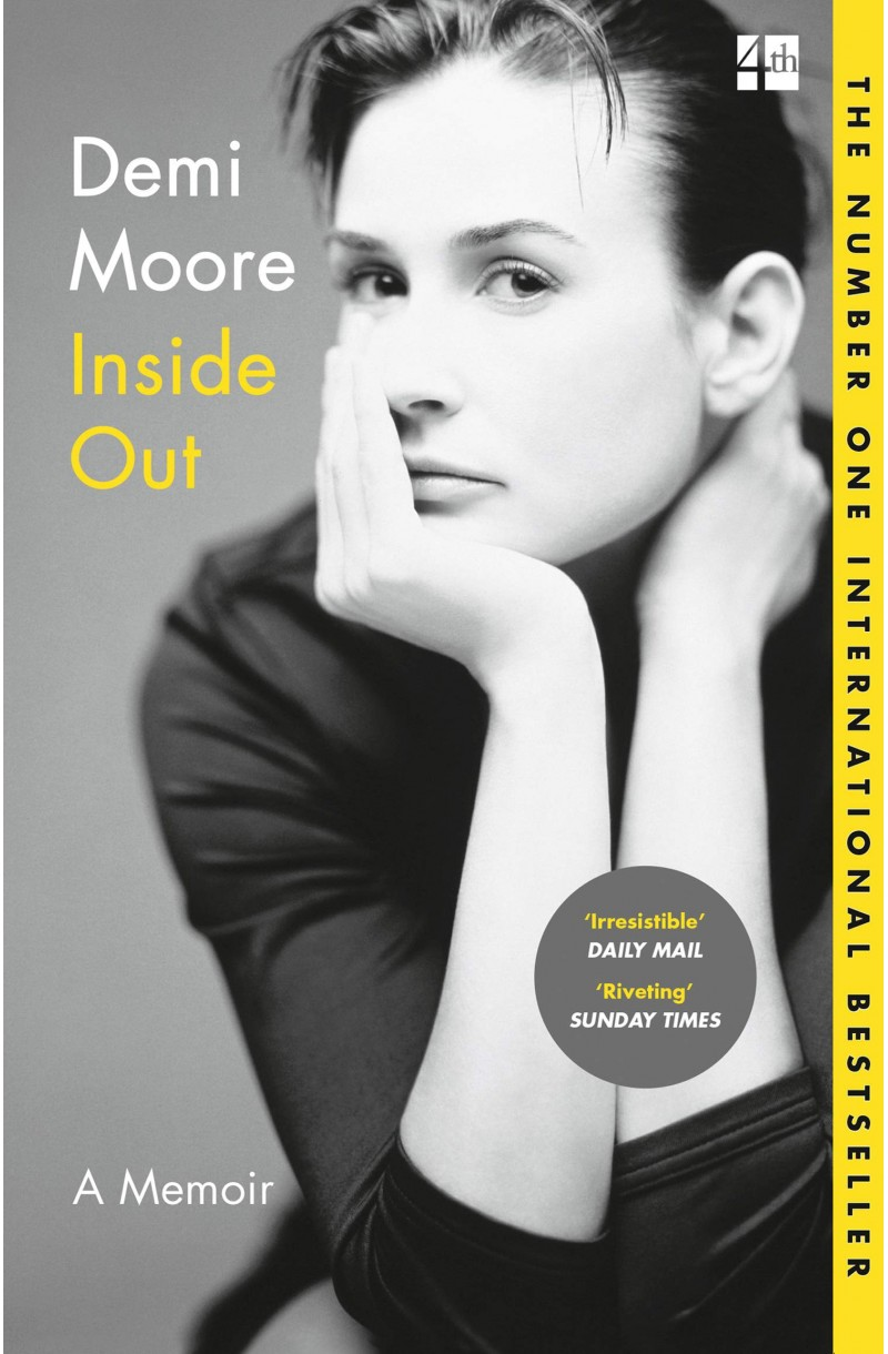 Inside Out: The Instant Number 1 New York Times Bestseller: A Memoir