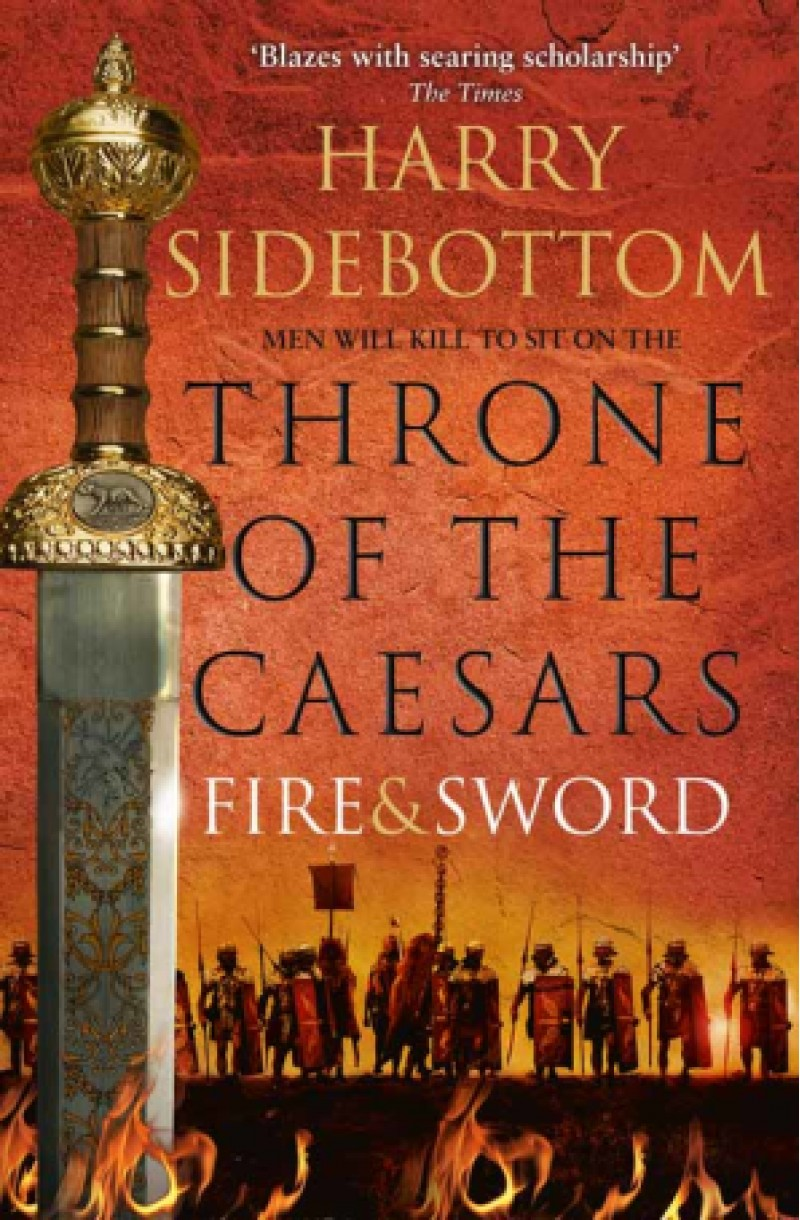 Throne of the Caesars 3: Fire and Sword