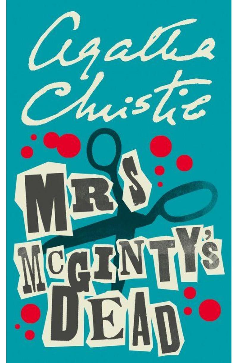 Mrs McGinty's Dead (Poirot) - editie de buzunar