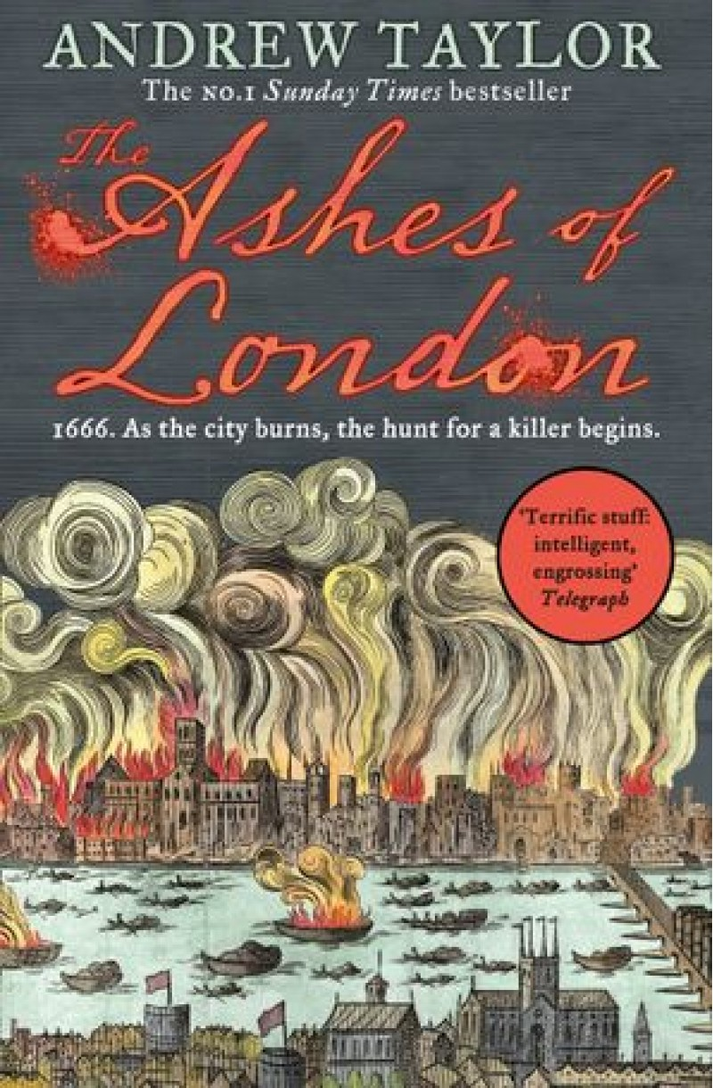 James Marwood & Cat Lovett 1: Ashes of London