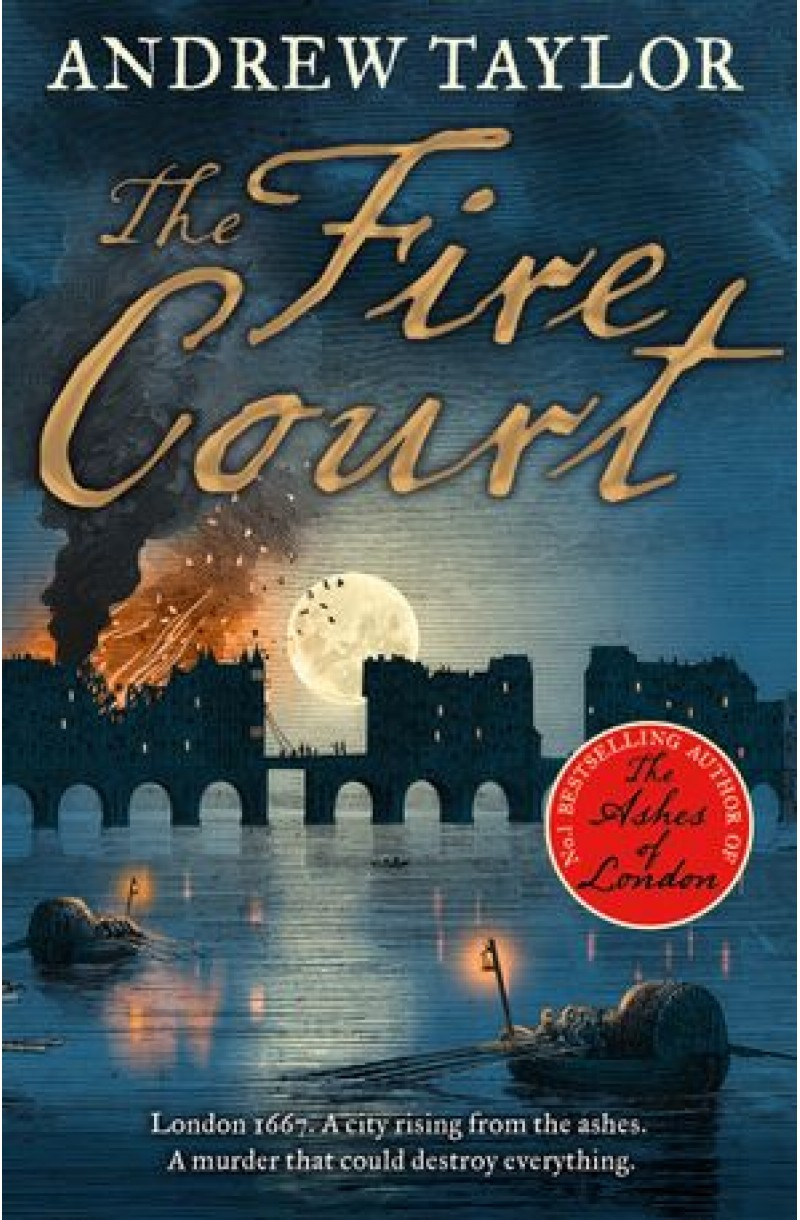 James Marwood & Cat Lovett 2: Fire Court