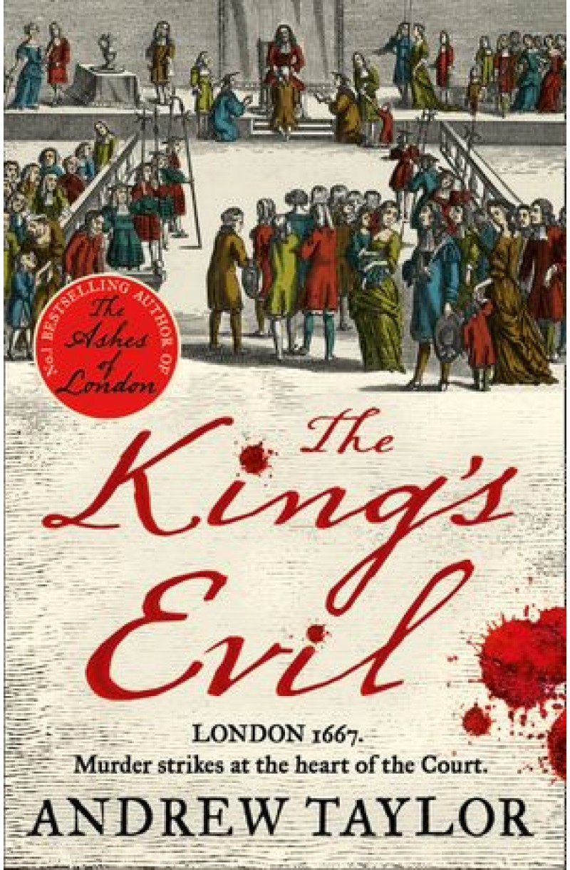 James Marwood & Cat Lovett 3: King's Evil