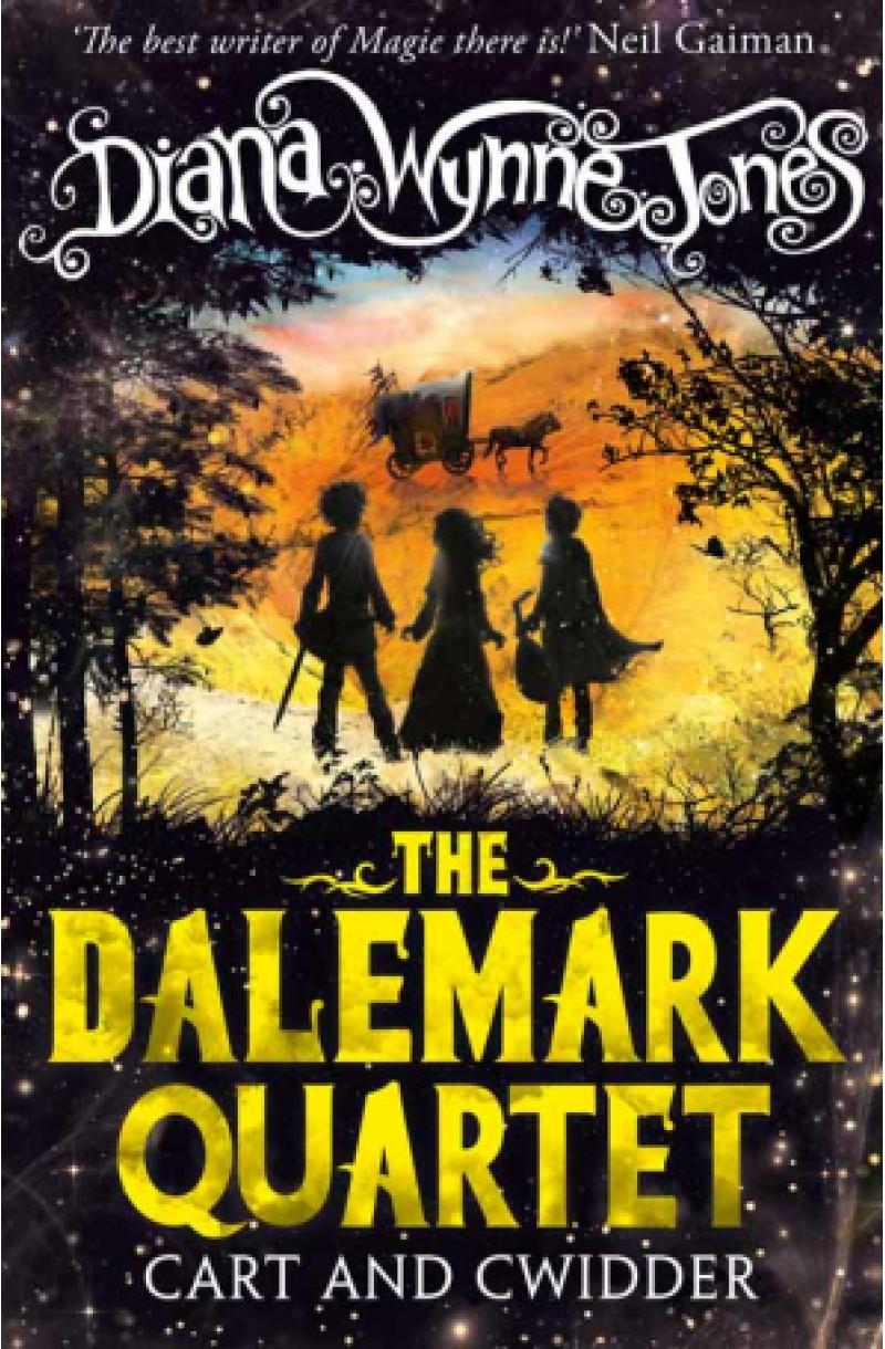 Dalemark Quartet 1: Cart and Cwidder