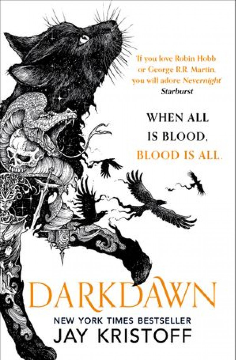 Nevernight 3: Darkdawn