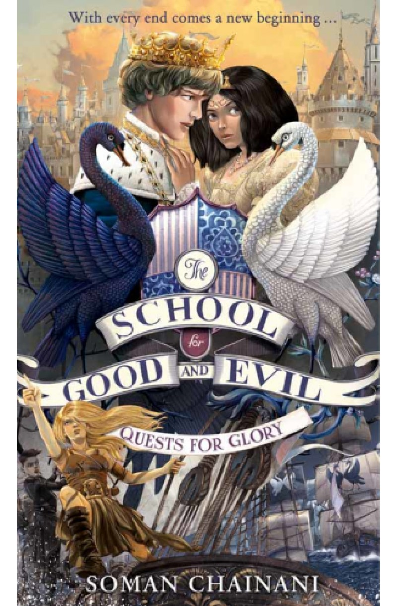 School for Good and Evil 4: Quest for Glory