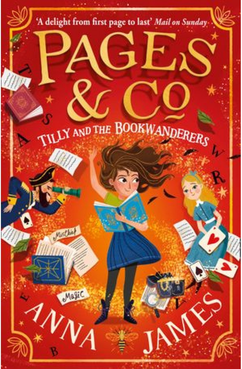 Pages & Co: Tilly and the Bookwanderers