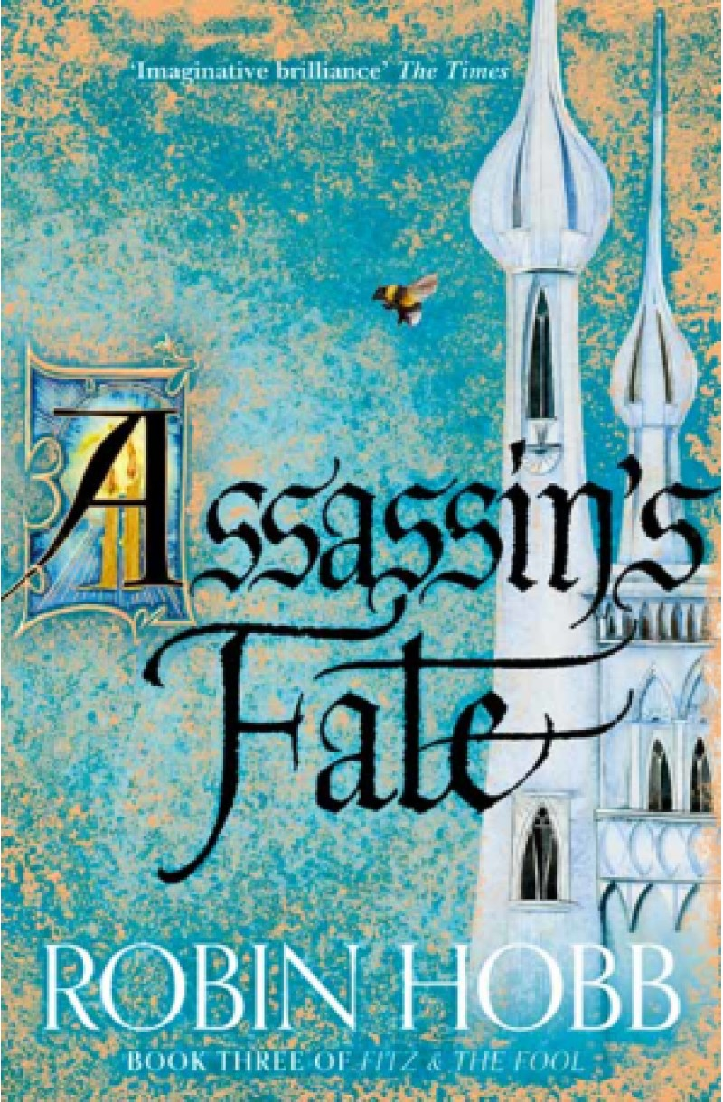 Fitz and the Fool 3: Assassin's Fate (format de buzunar)