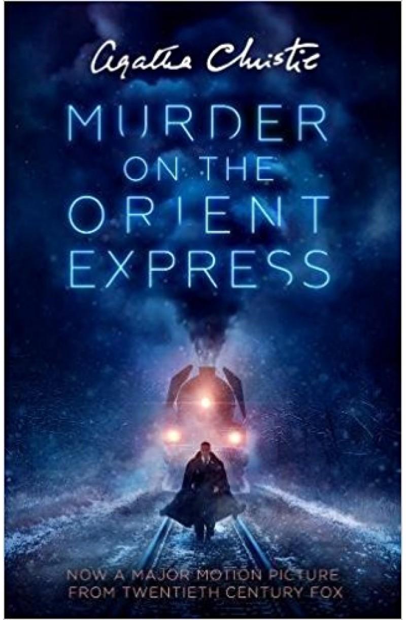 Murder on the Orient Express (Film Tie-in) - format de buzunar