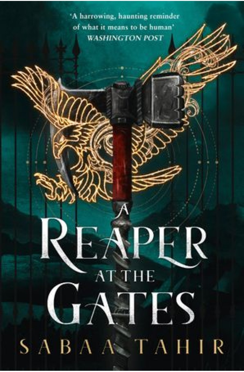 Ember Quartet  3: A Reaper at the Gates