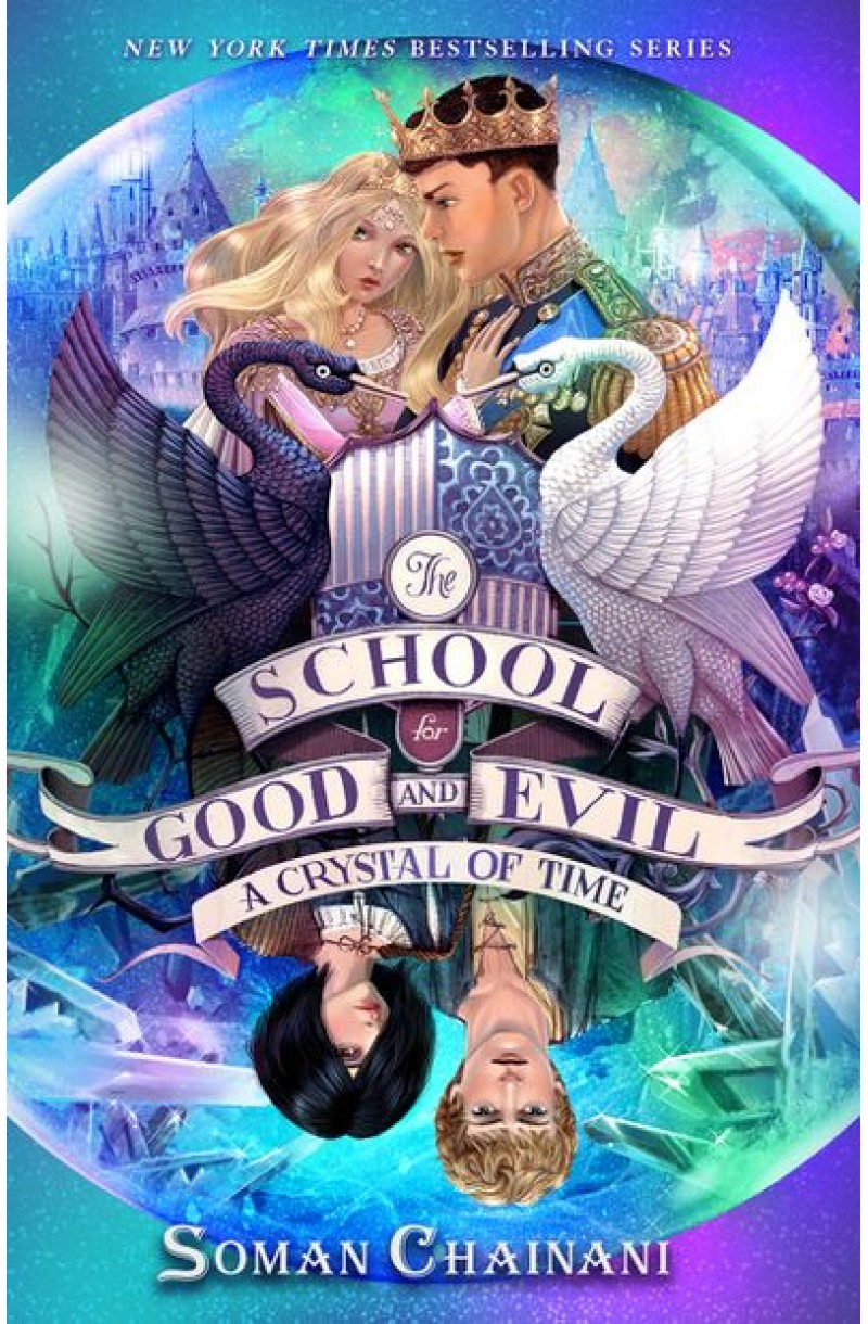 School for Good and Evil 5: Crystal of Time