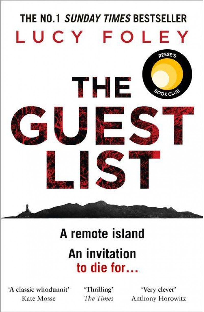 Guest List: The No 1 bestseller and the biggest crime thriller of 2020 from the author of The Hunting Party
