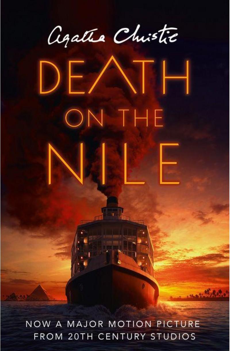 Death on the Nile (Film tie-in) - editie de buzunar