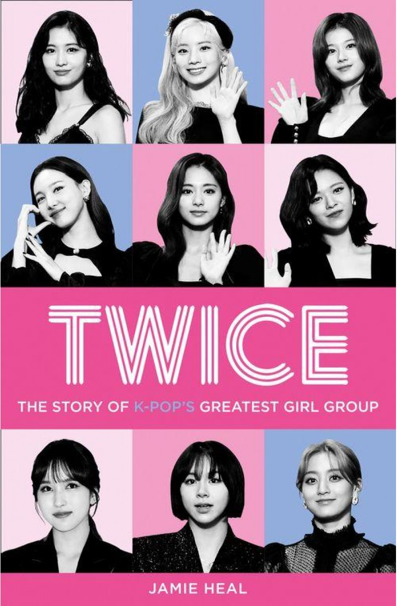 Twice: The Story of K-Pop's Greatest Girl Group (format mare)