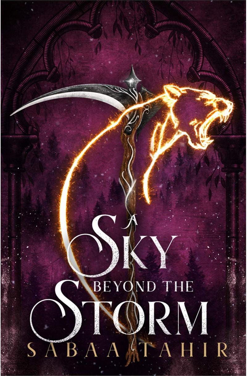 Ember Quartet 4: Sky Beyond the Storm (editie cartonata)