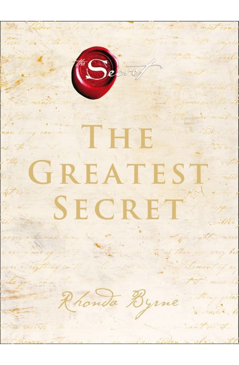 Greatest Secret (editie cartonata)