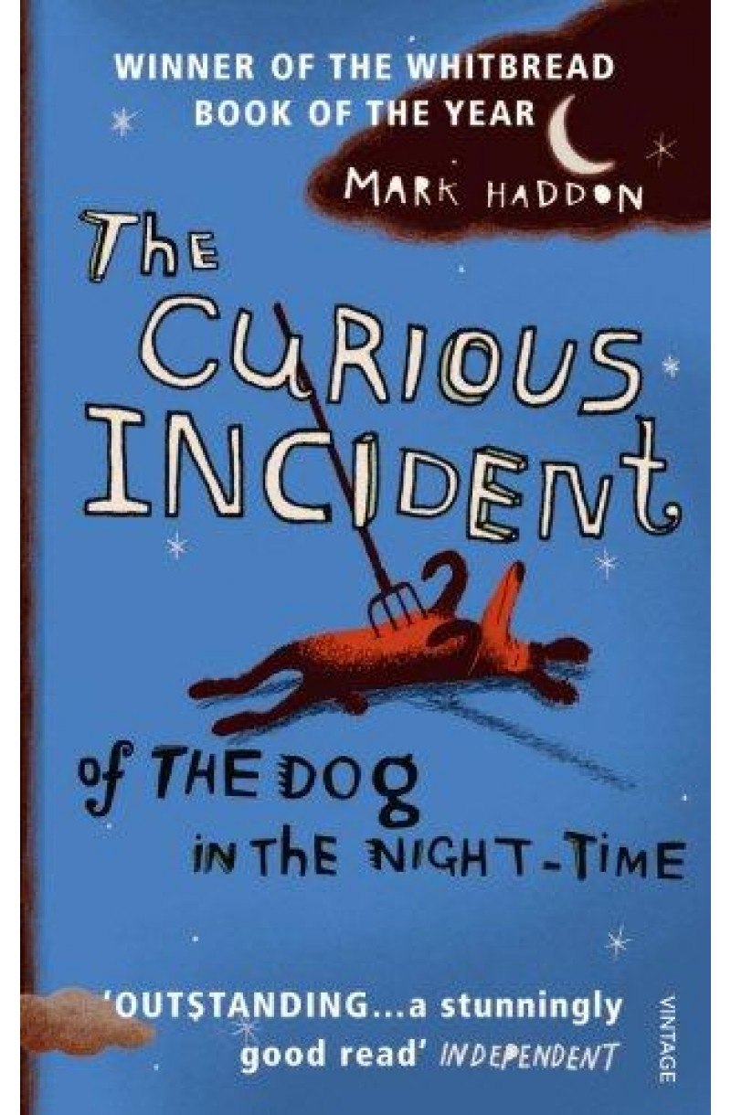 Curious Incident of the Dog in the Night-Time (editie de buzunar)