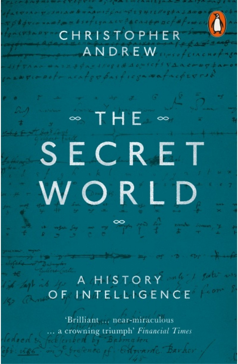 Secret World: A History of Intelligence