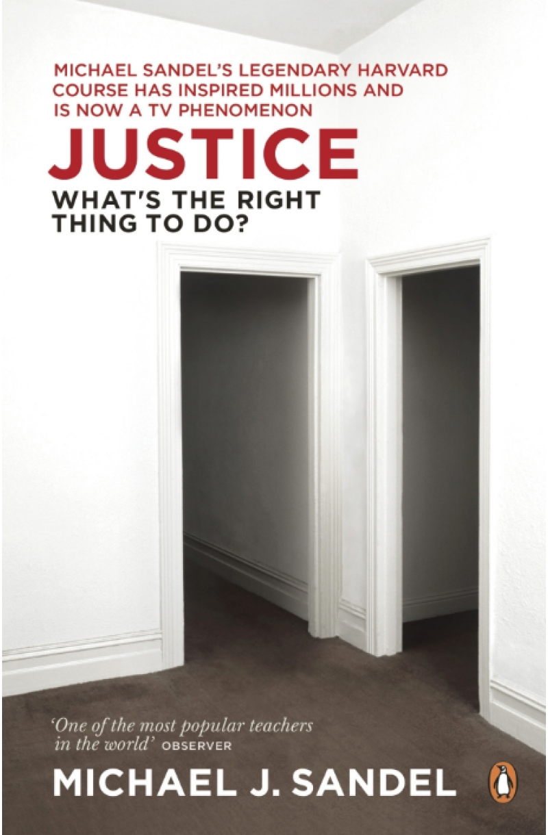 Justice: What's the Right Thing to Do?