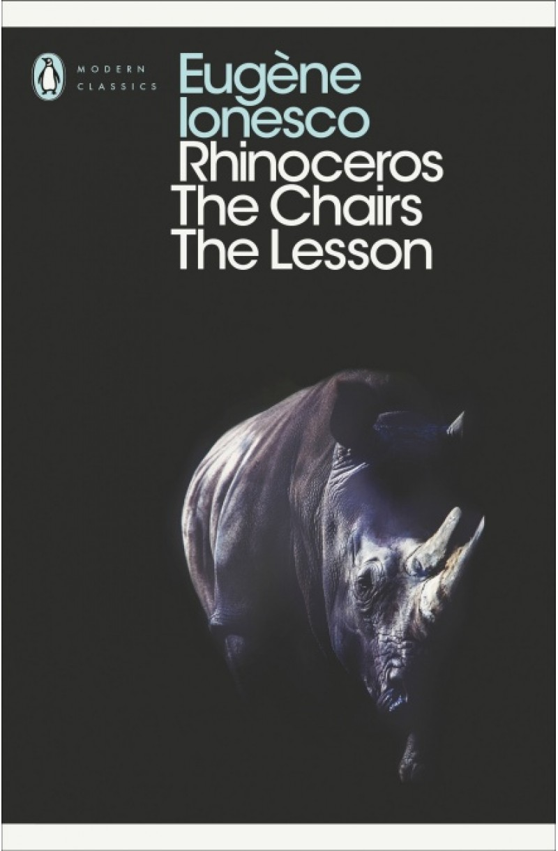 Rhinoceros, The Chairs & The Lesson - PMC