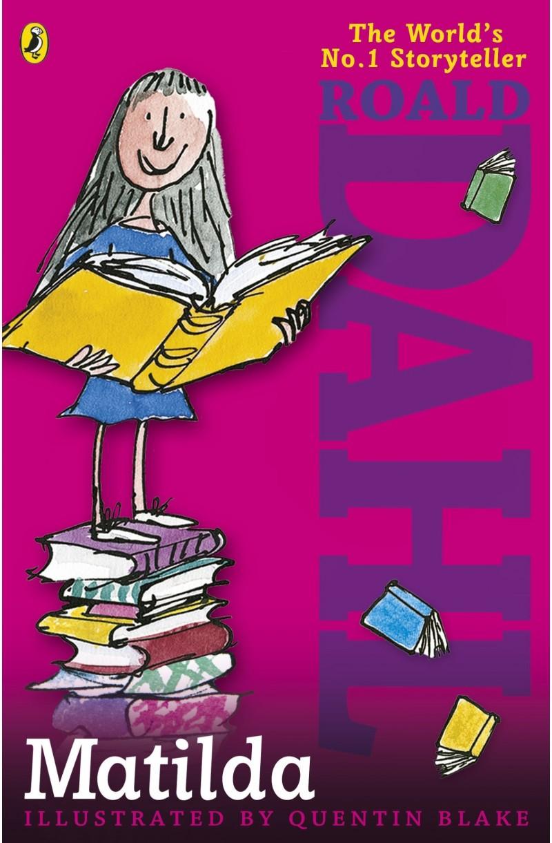 Matilda (Book + CD)