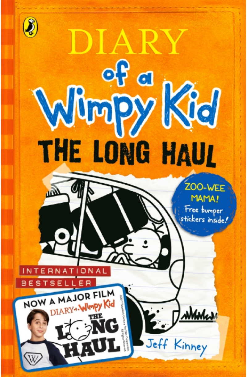 Diary of a Wimpy Kid 9: Long Haul