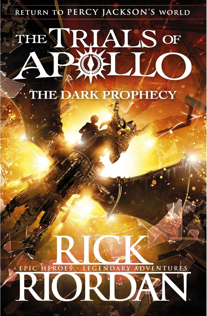 Trials of Apollo: Dark Prophecy