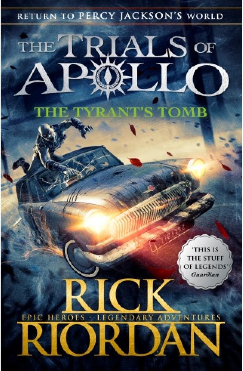 Trials of Apollo 4: Tyrant's Tomb