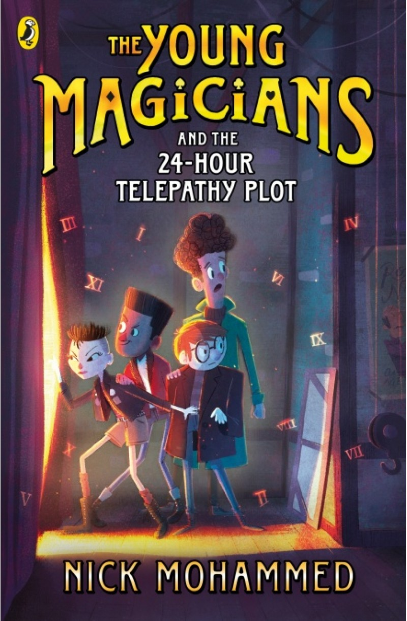 Young Magicians and the 24-Hour Telepathy Plot