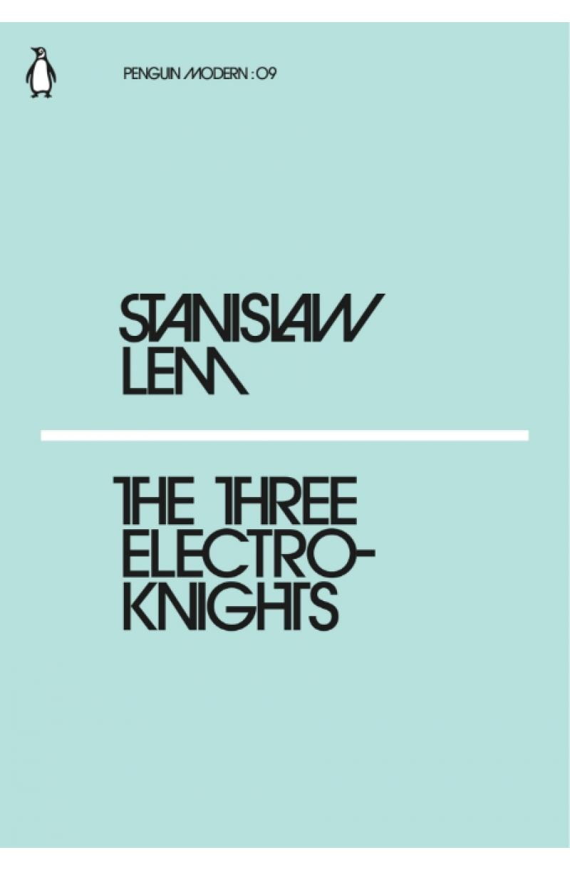 Three Electroknights (Penguin Modern)
