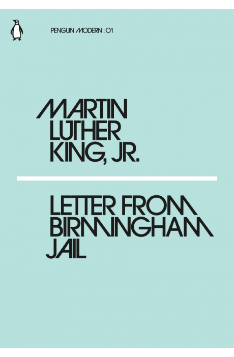 Letter from Birmingham Jail (Penguin Modern)