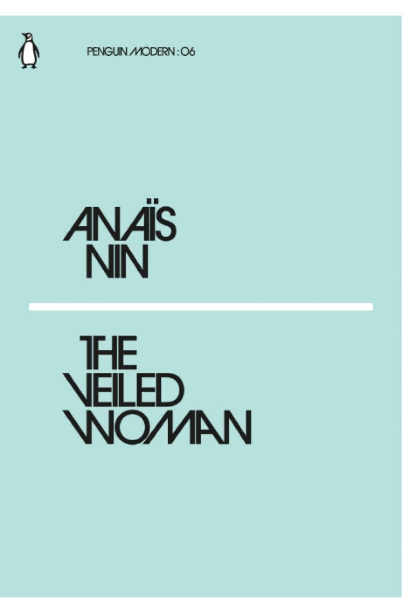 Veiled Woman (Penguin Modern)