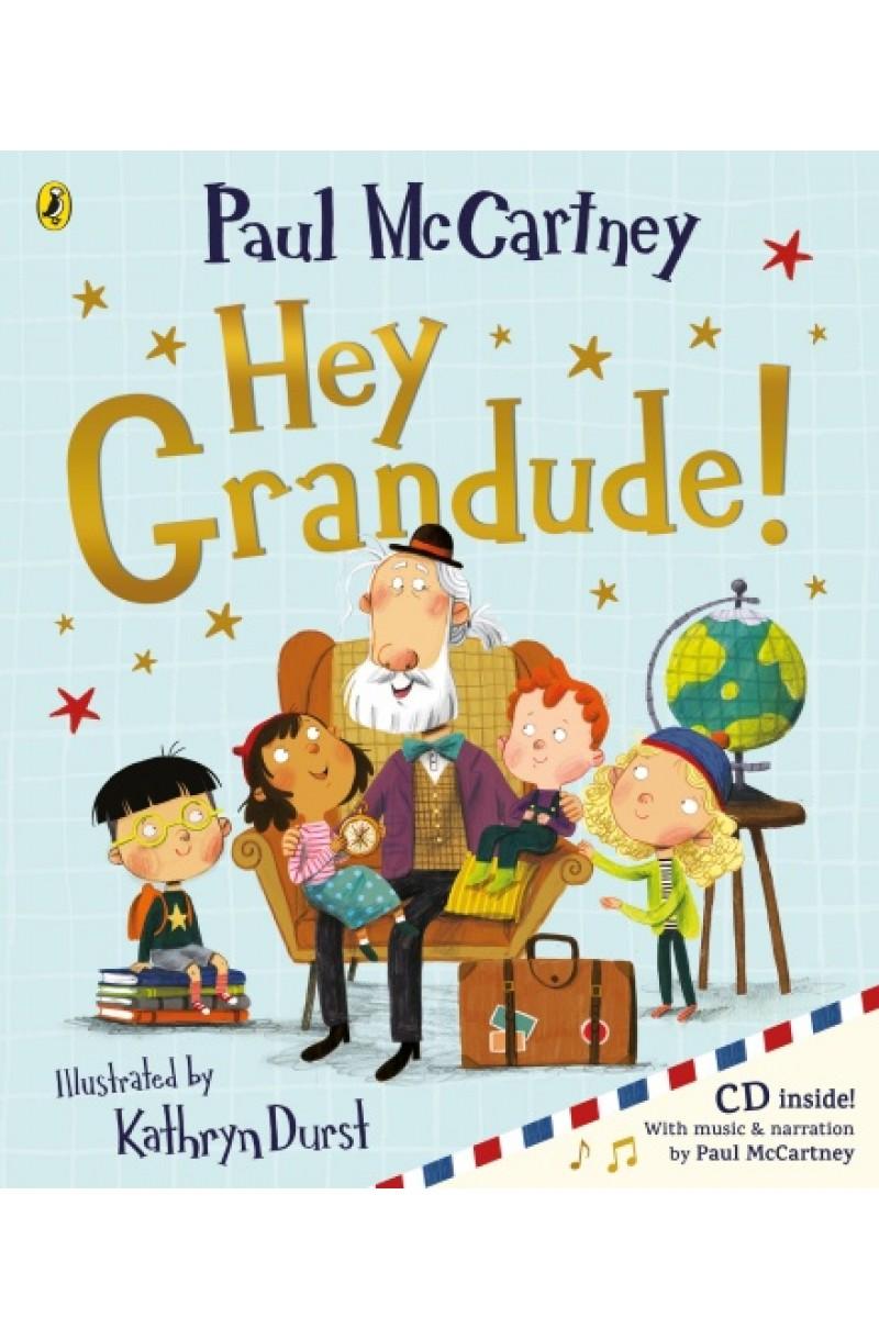 Hey Grandude! (Book & CD)