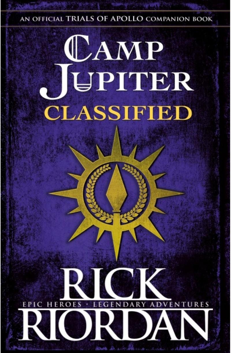 Camp Jupiter Classified (editie cartonata)