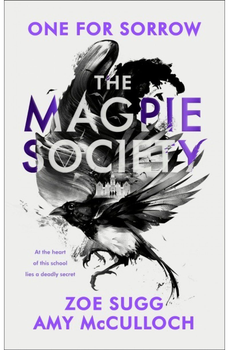 Magpie Society: One for Sorrow (format mare)