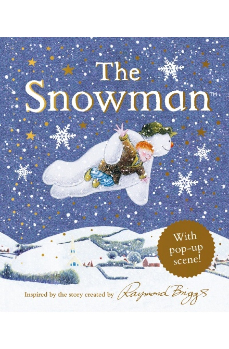 Snowman Pop-up