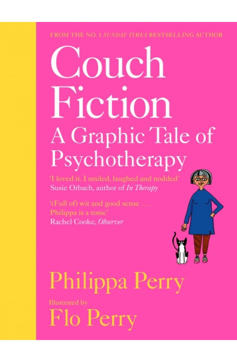 Couch Fiction: A Graphic Tale of Psychotherapy