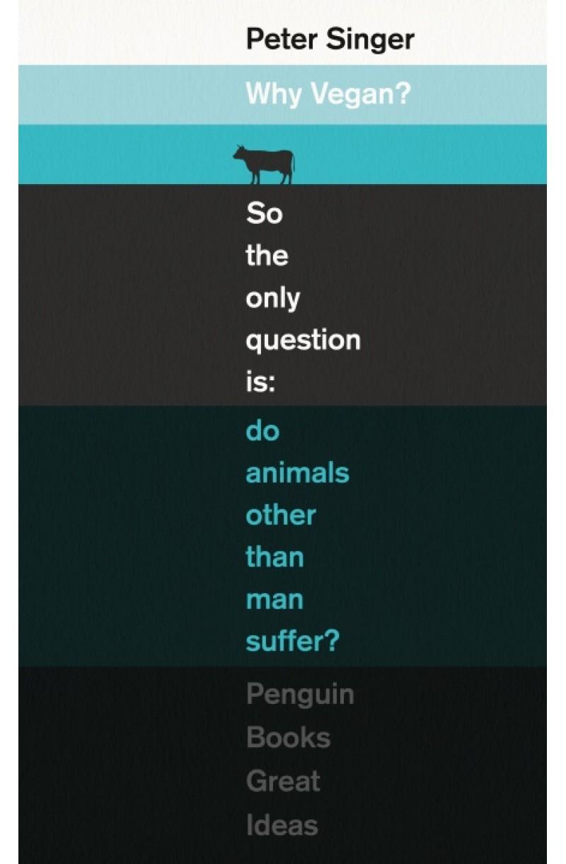 Why Vegan? (Penguin Great Ideas)