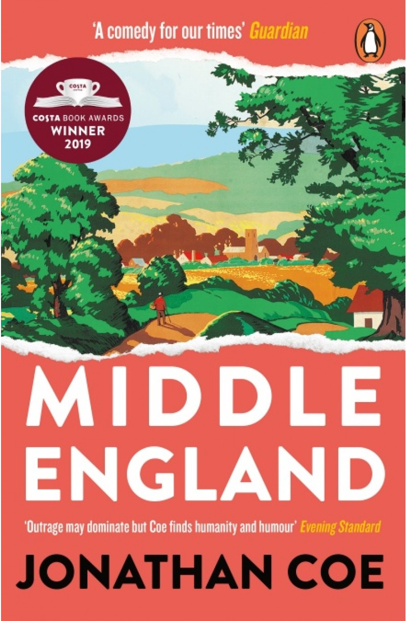Middle England (Winner of the Costa Novel Award 2019)