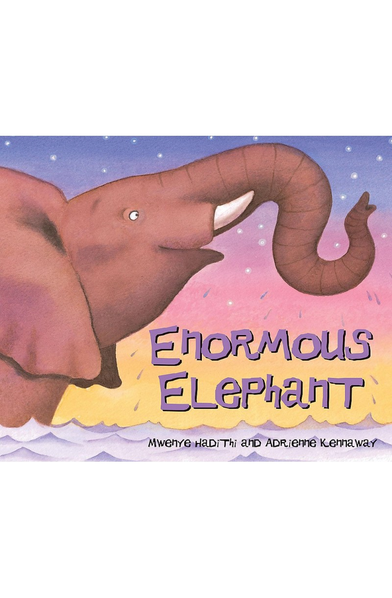 African Animal Tales: Enormous Elep