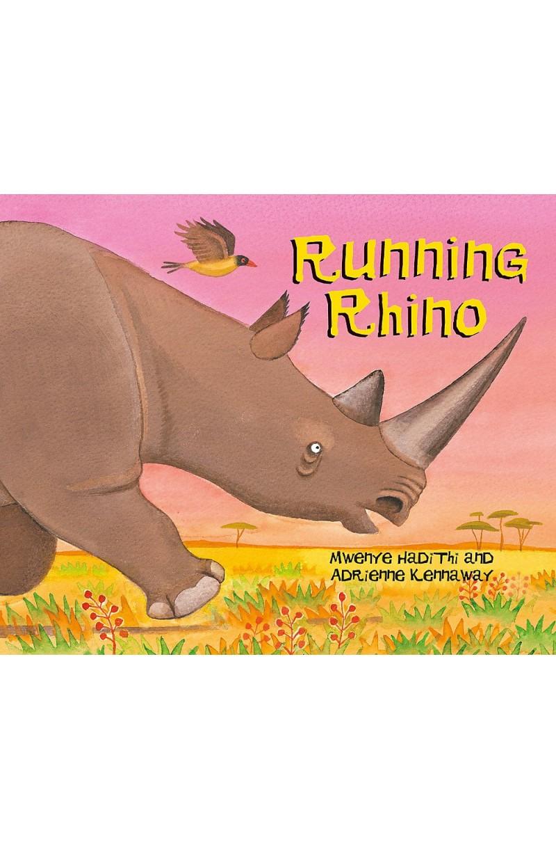African Animal Tales: Running Rhino