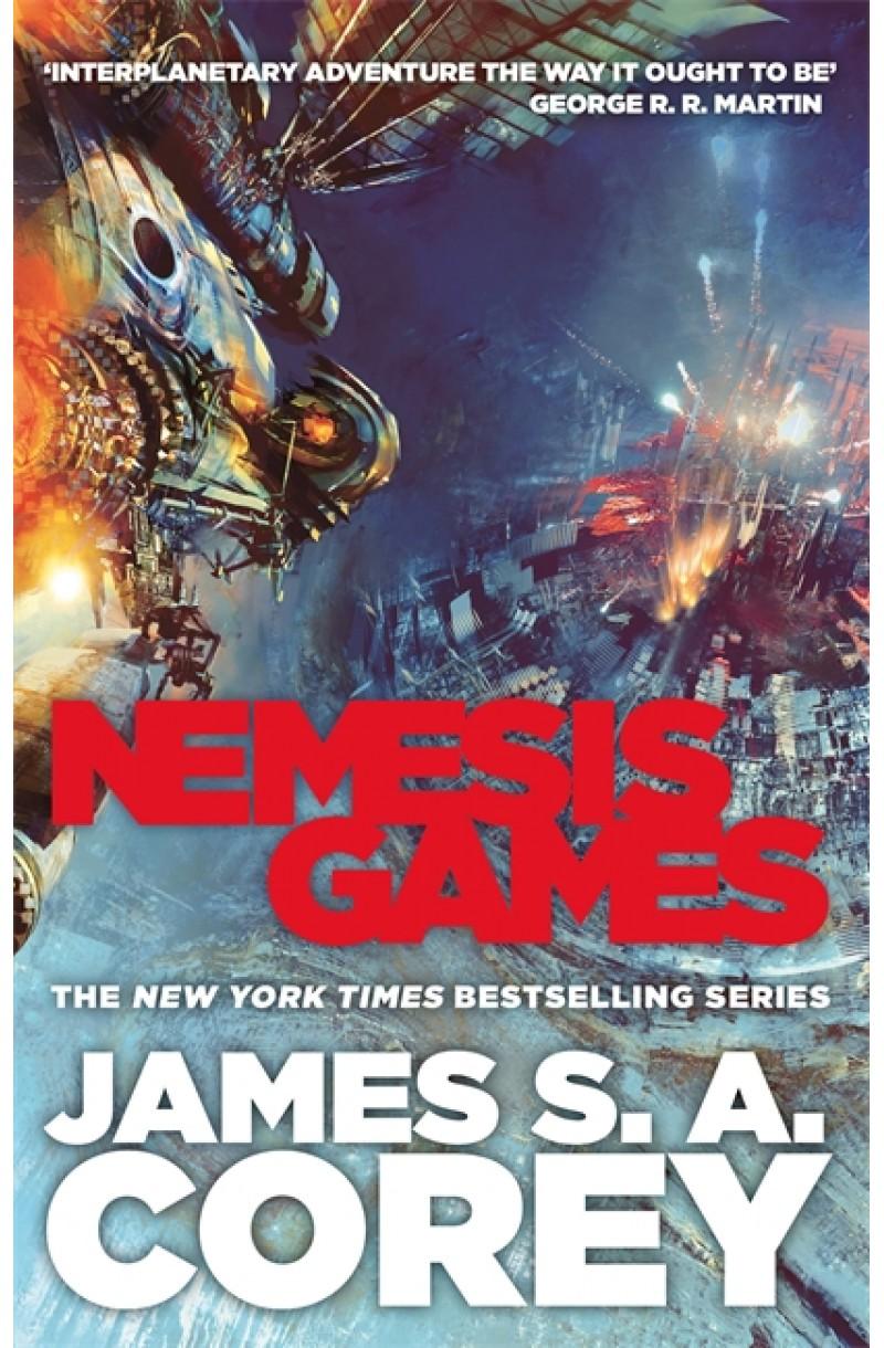 Expanse 5: Nemesis Games