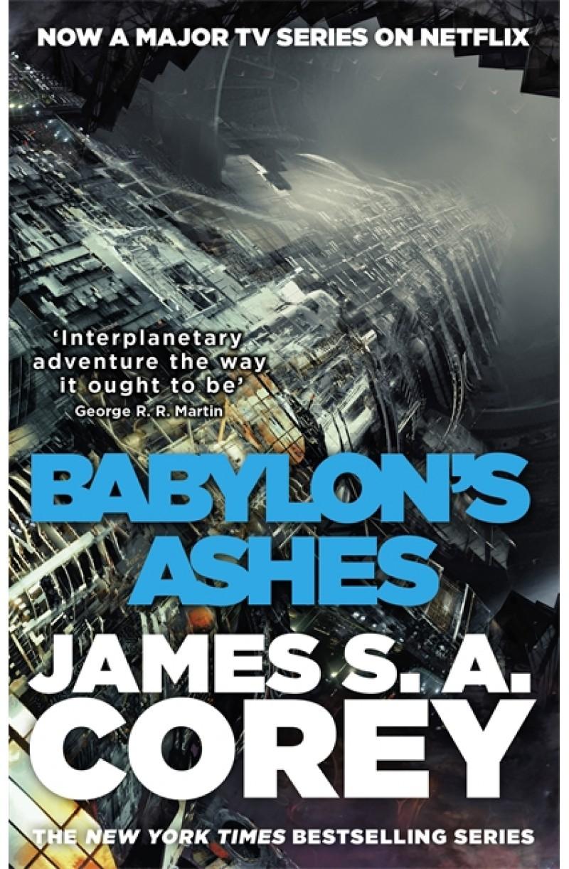 Expanse 6: Babylon's Ashes