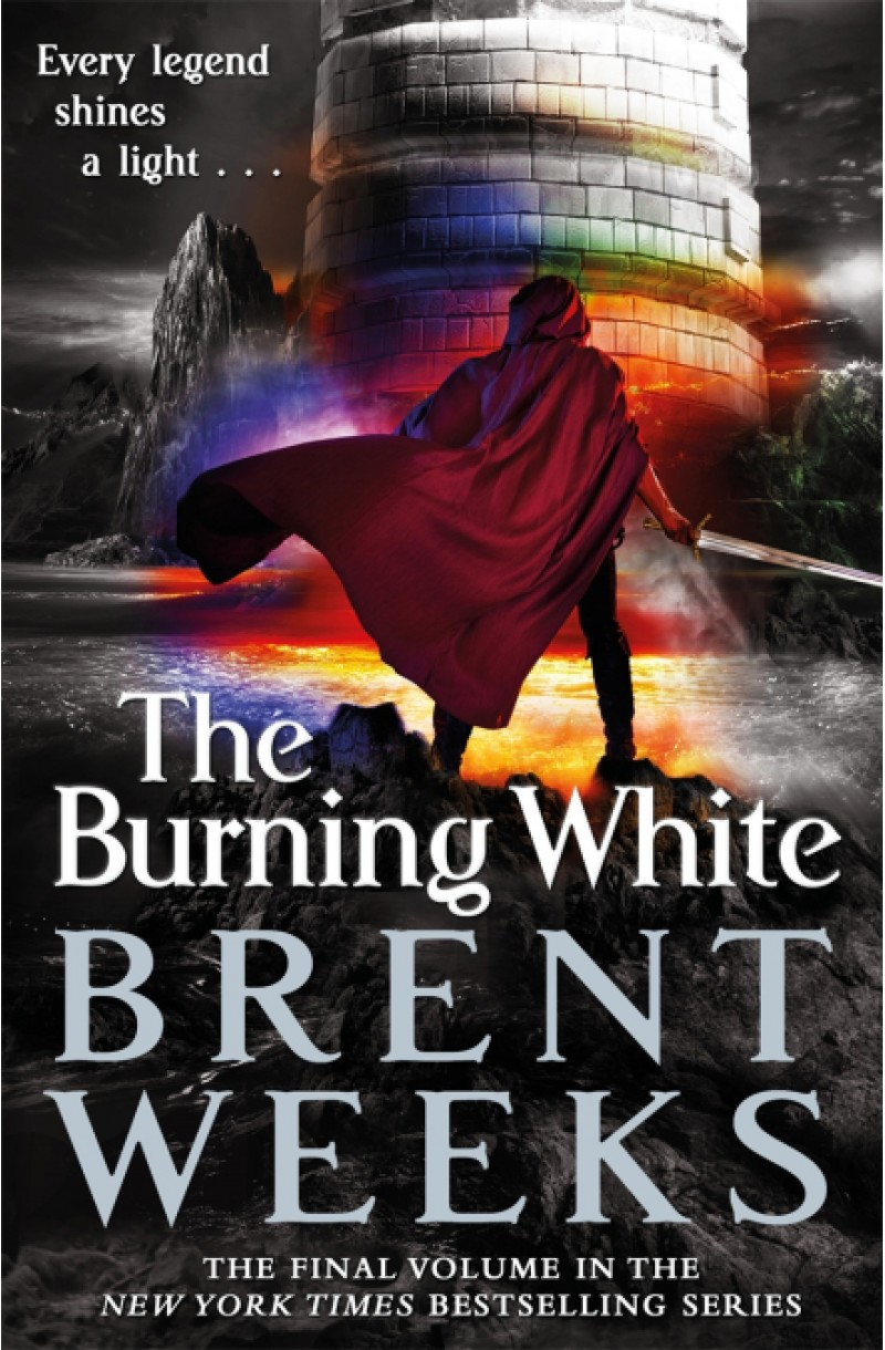 Lightbringer 5: Burning White